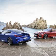 The new BMW M8 Revealed