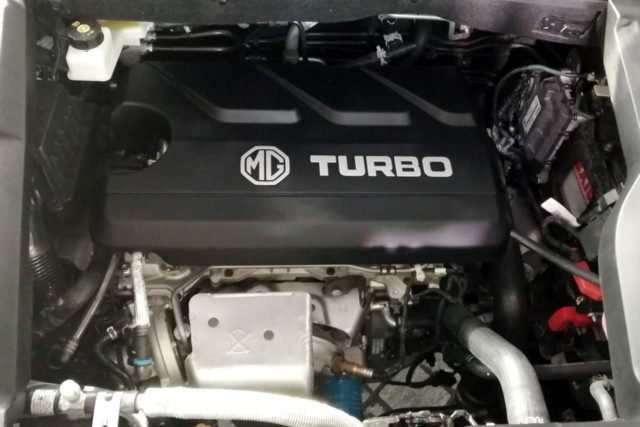 New MG Hector