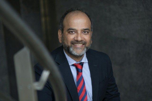Rudratej Singh, 'Rudy'
