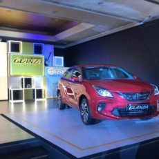 Fresh Take – Toyota Glanza Launched in India