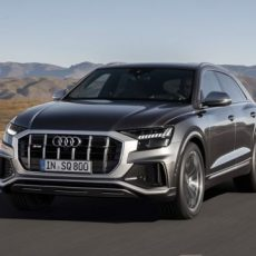 Meaty and Mighty: New Audi SQ8 Revealed