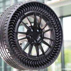 Michelin Uptis – The Future of the Wheel?