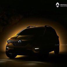 Renault Triber India Launch
