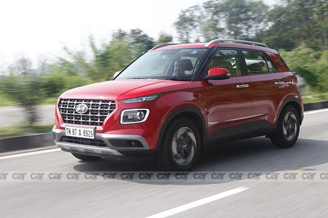 Hyundai Venue First Drive Review