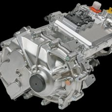 Third-gen Continental Axle Drive Heads for Mass Production
