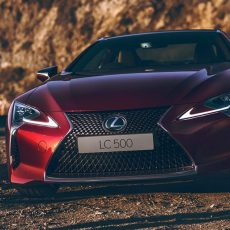 Lexus LC Coming to India