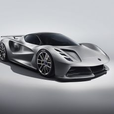 Lotus Evija Electric Hypercar Unveiled