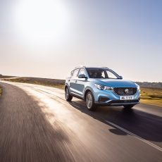 MG ZS EV – Morris Garages' India-bound All New Electric Vehicle