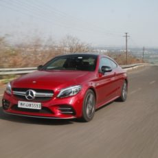 Mercedes-AMG C 43 Coupe Road Test Review