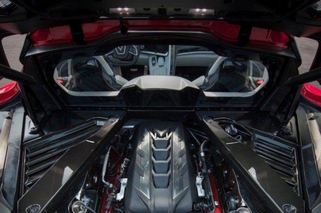 New Chevrolet Corvette Stingray