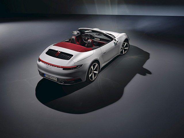 Porsche 911 Carrera Cabriolet WEB