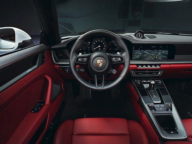 Porsche 911 Carrera Interiors WEB