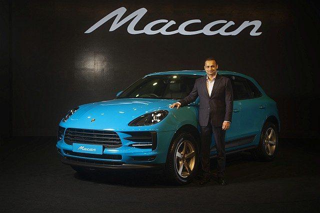 Porsche Macan 4 WEB