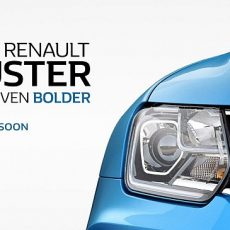 New Renault Duster Teased Ahead of Launch