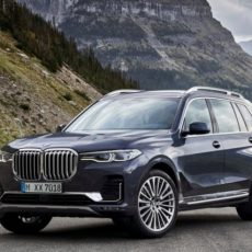 All-new BMW X7 and New 7 Series Launch in India