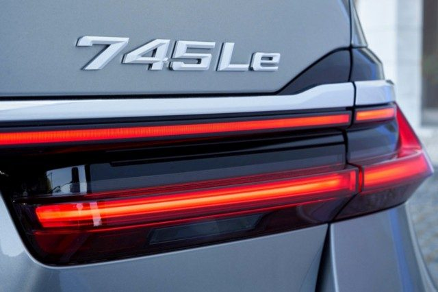 new BMW X7 and new BMW 745Le #The7 2 web
