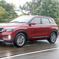 Kia Seltos SUV First Drive Review