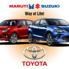 Suzuki and Toyota Formalize Alliance