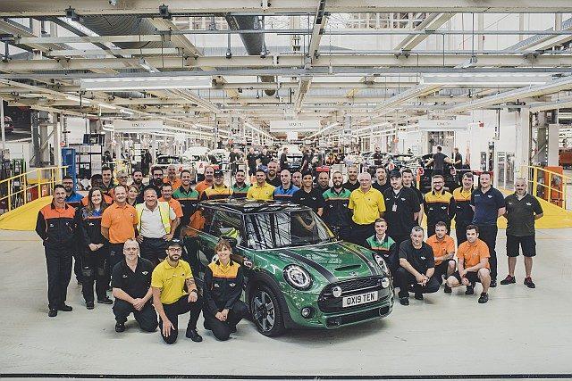 Mini 10 Millionth Car WEB