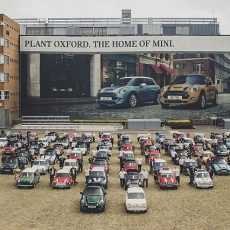 Mini Celebrate 60th Anniversary with Production of their 10 Millionth Car