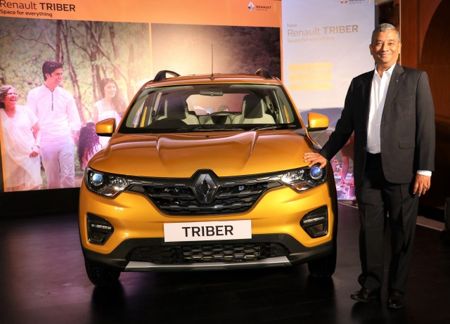 All New Renault Triber Launched