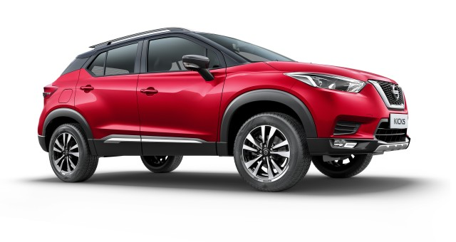 New Nissan KICKS diesel XE variant launched in India