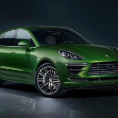 New Porsche Macan Turbo Arrives