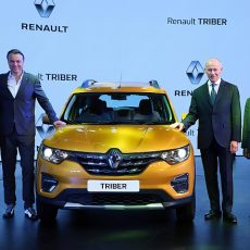 Bookings for the Renault Triber Commence on 17 August
