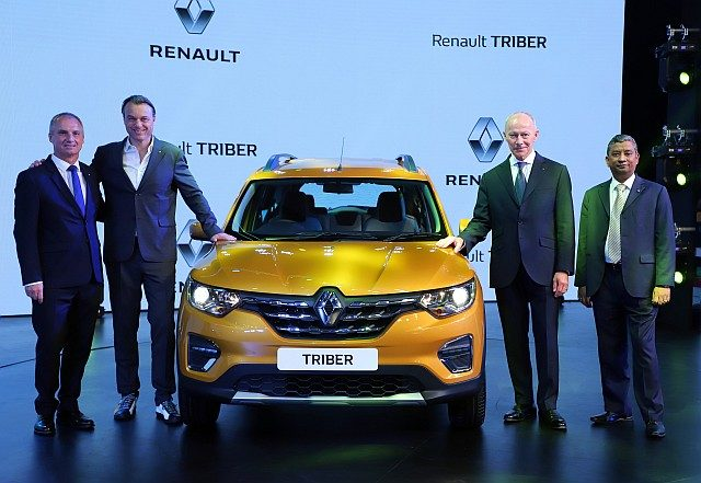 Renault announces bookings open for Triber (1) WEB