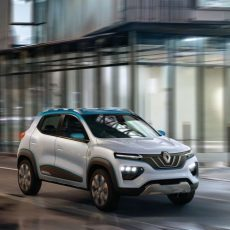Sub-10 lakh Renault e-Kwid in the Works