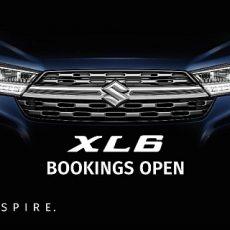 Bookings Open for the Maruti SuzukiXL6