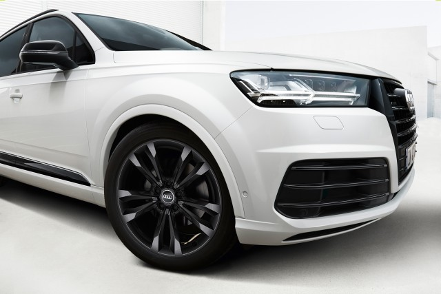 Audi Q7 Black Edition launched in India