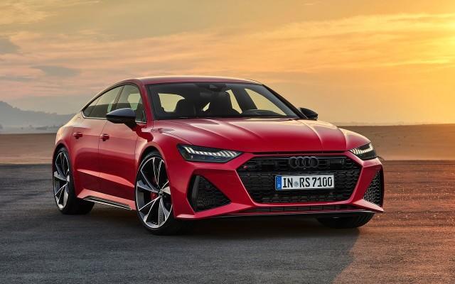 Frankfurt Audi RS 7