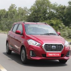 Datsun Go CVT and Go+ CVT First Drive Review