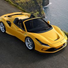 Ferrari F8 Spider Revealed
