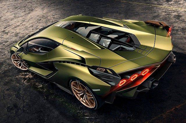 Lamborghini Sian 1 WEB