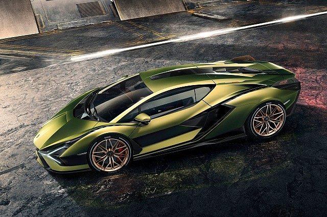 Lamborghini Sian 2 WEB