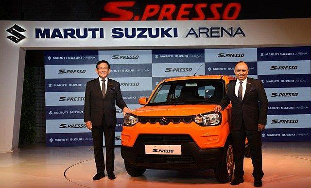 Maruti Suzuki S-Presso image WEB