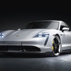 New Porsche Taycan Heralds Electric Charge