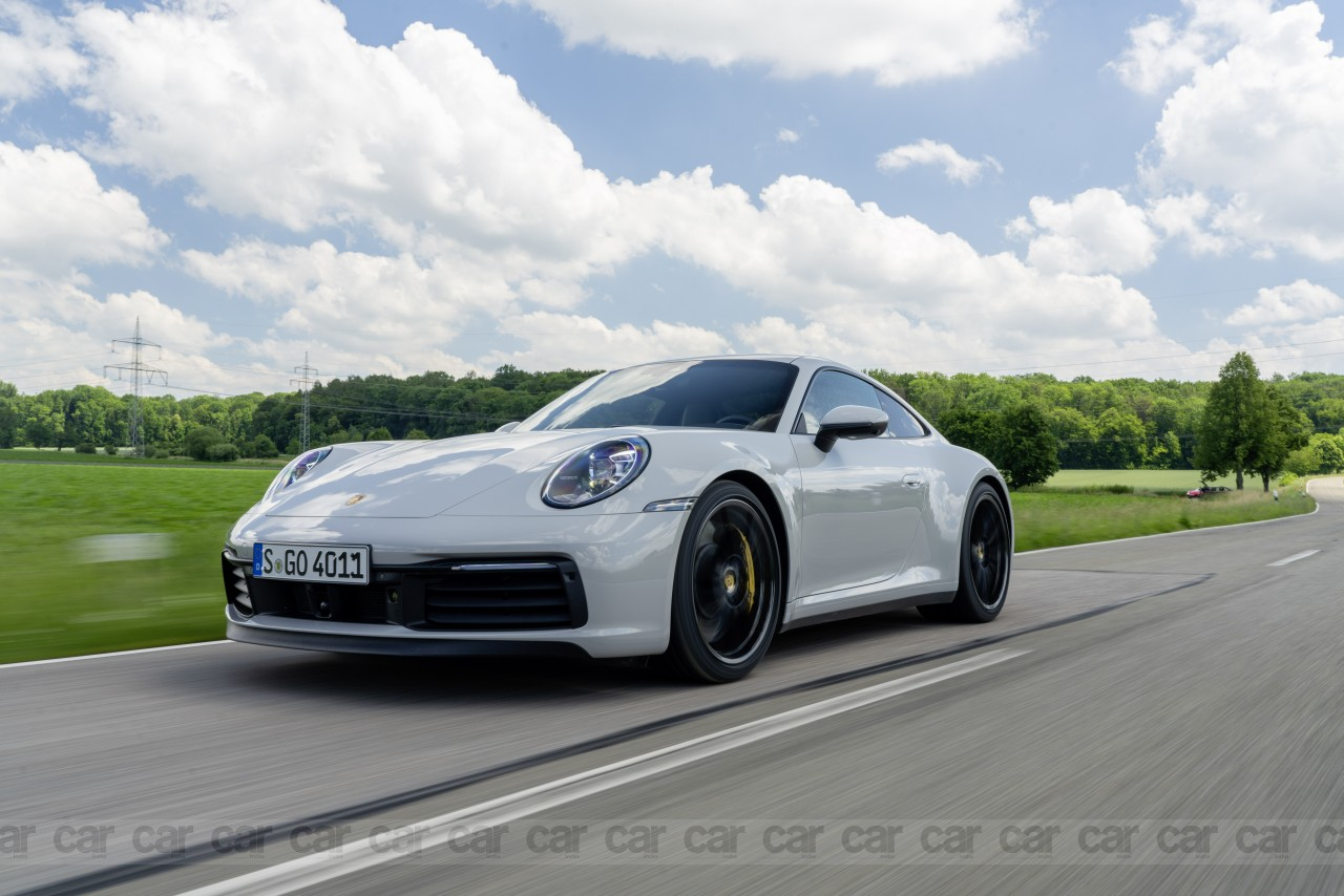 Porsche Carrera 911 992 Test Drive Review