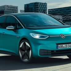 #Frankfurt2019 Electric Volkswagen ID.3 Production-ready