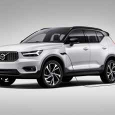 Volvo XC40 T5 Twin Engine Marks DCT Debut