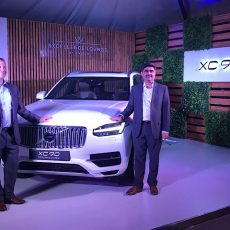 Volvo XC90 Excellence Lounge Console Launch in India