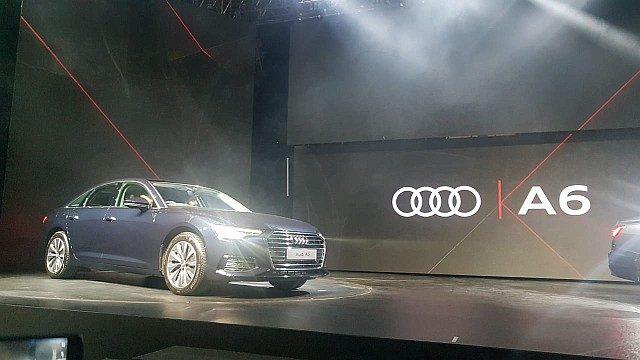 Audi A6 launched 1 WEB