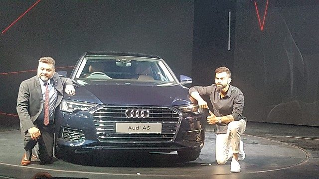 New Audi A6 Launched