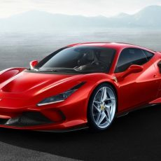 Ferrari F8 Tributo Orders Commence in India
