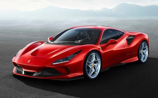 Ferrari F8 Tributo Orders Commence in India