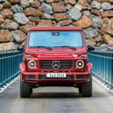 Enter the G-Wagen: Mercedes G 350 d Launched in India