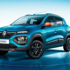 Bold New Renault Kwid Launched in India
