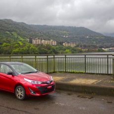 Toyota Yaris to Lavasa – Rainy Day Road Trip